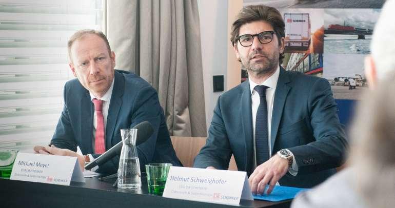 Bilanz 2017: DB Schenker mit Rekordumsatz von 1,48 Milliarden Euro
