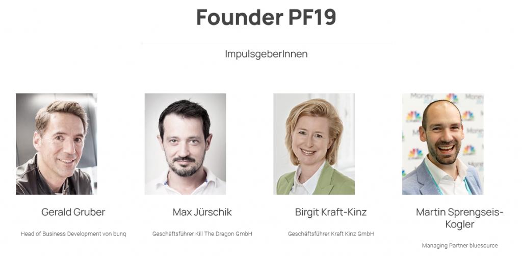 PF19 Founder