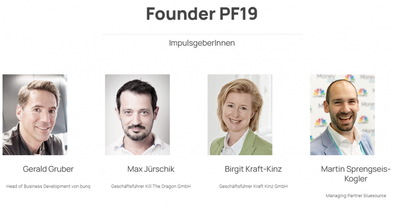 P 19 – Payment Festival & Payment Pioneers