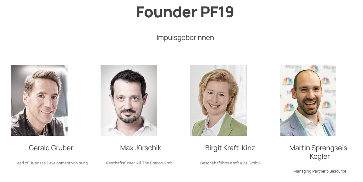 PF 19 – Payment Festival & Payment Pioneers