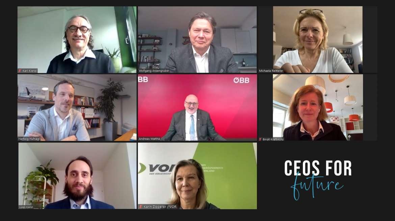 CEOs FOR FUTURE – Lehrlingsinitiative